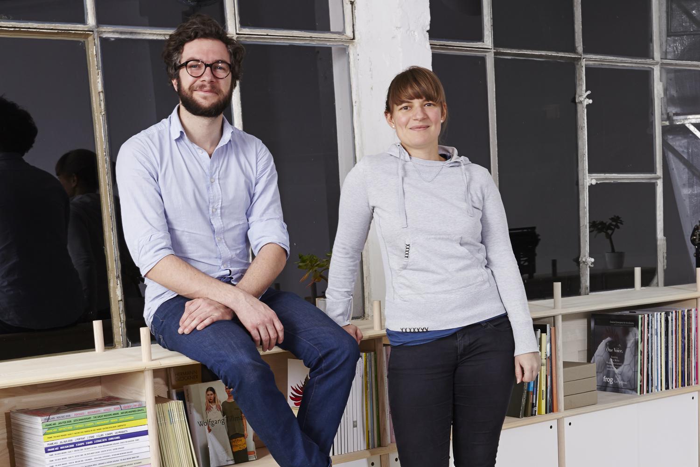 Christian Neumeier & Natascha Harra-Frischkorn