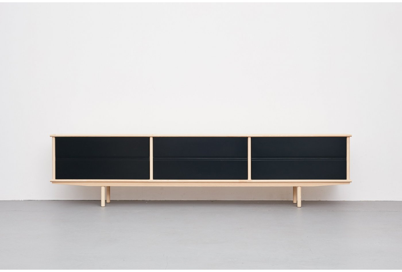 SPLITTER 3 x 1 - incl. drawers