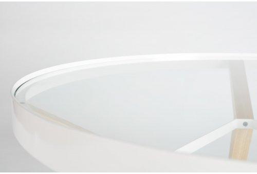 Detail Spot - white