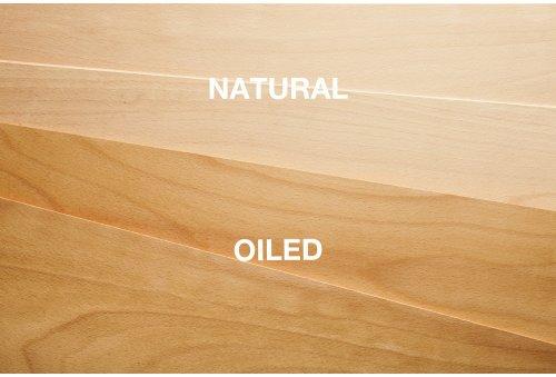 CHUCK Holzvarianten