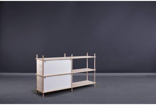SPLIT Sideboard 3 - black